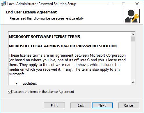 Configuring Local Administrator Password Solution (LAPS) 3