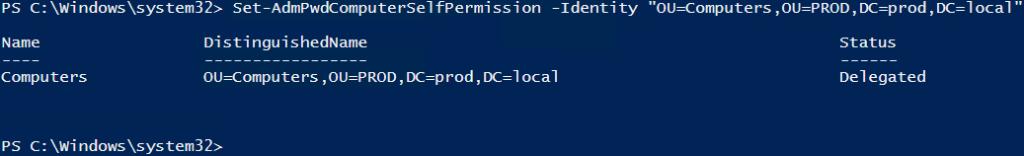 Configuring Local Administrator Password Solution (LAPS) 10