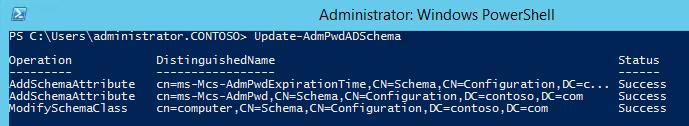 Configuring Local Administrator Password Solution (LAPS) 8